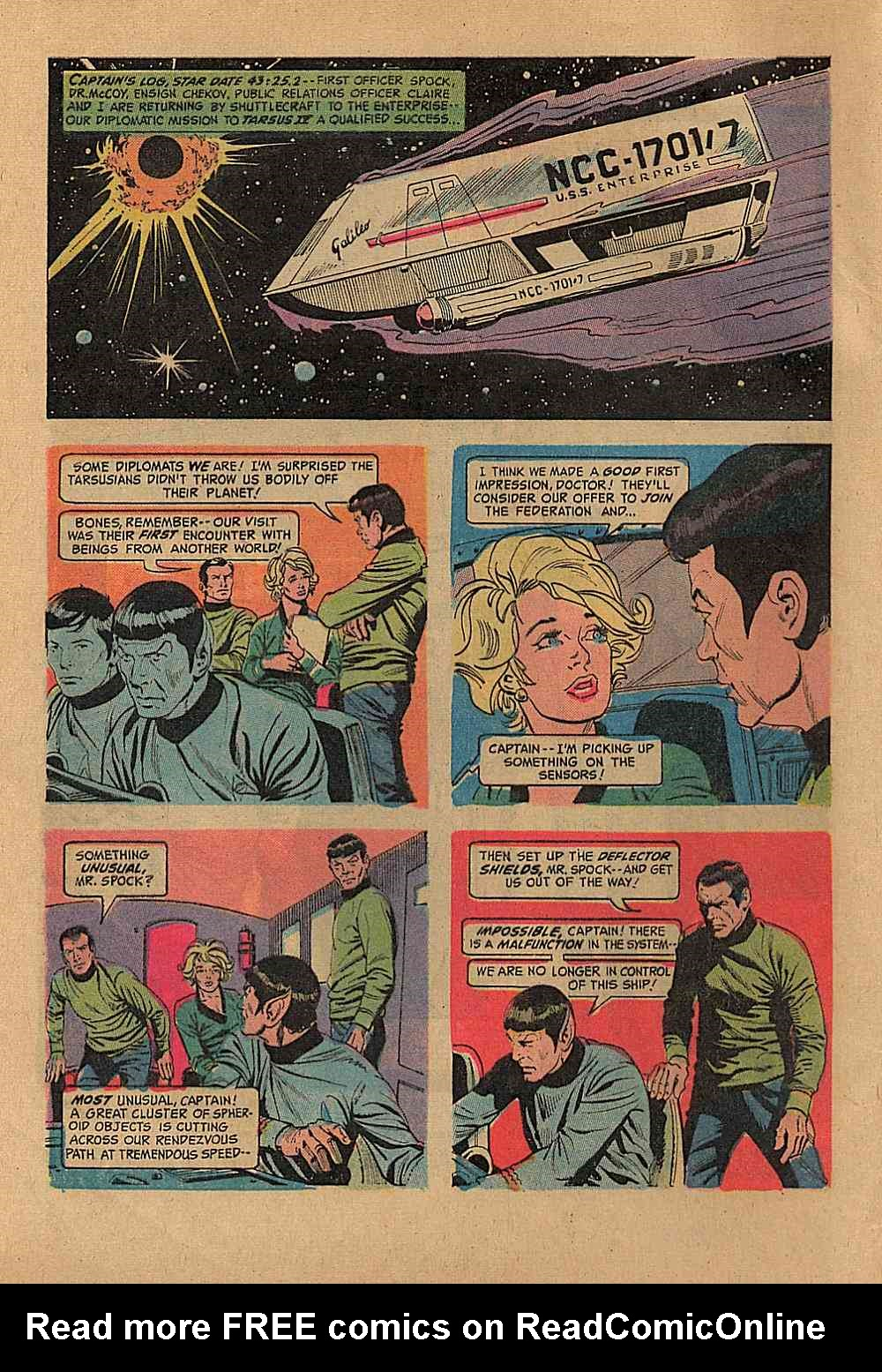 Star Trek (1967) Issue #16 #16 - English 3