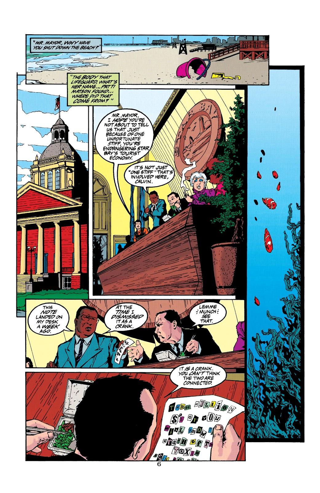 Aquaman (1994) Issue #32 #38 - English 6