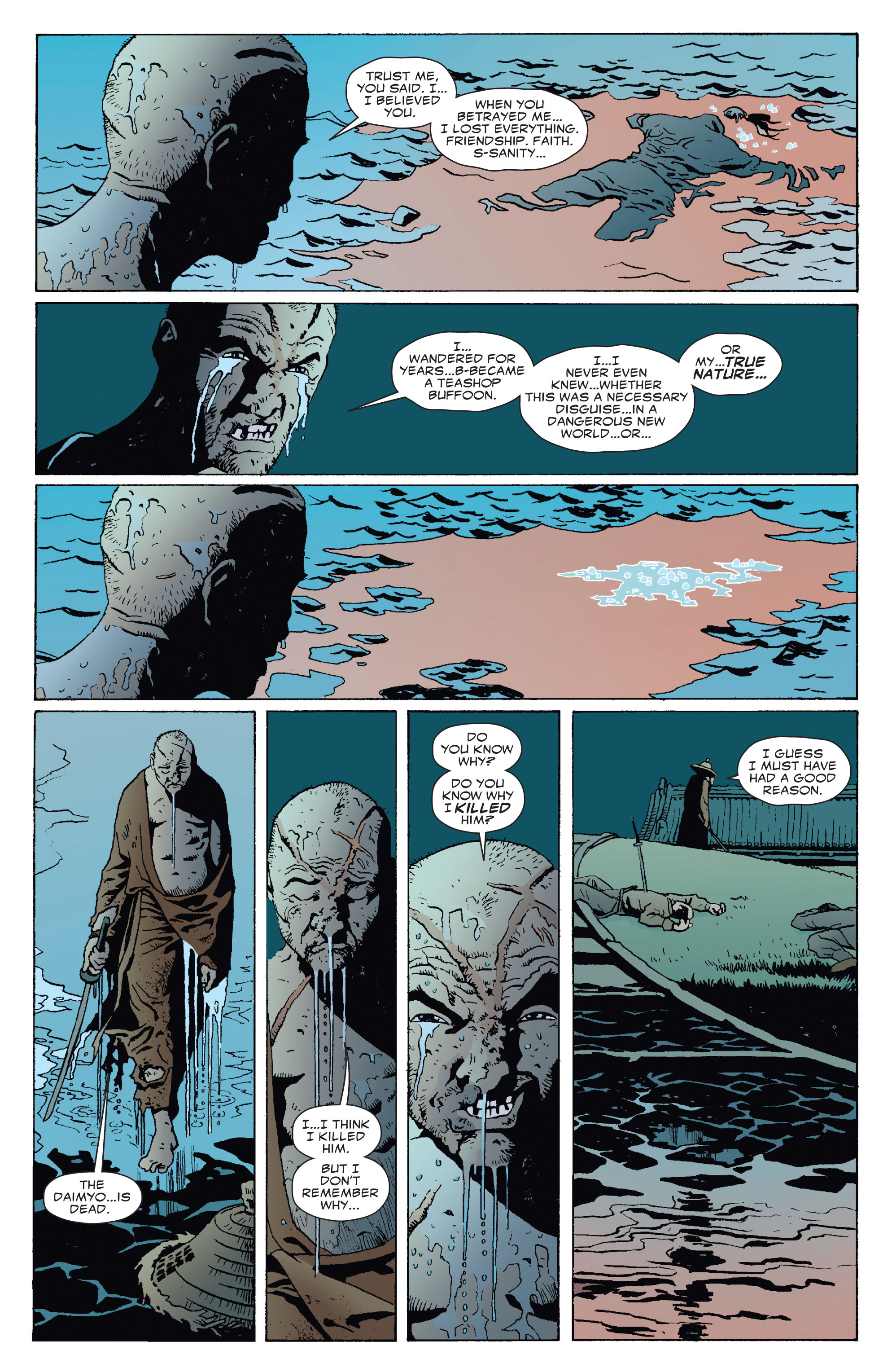 5 Ronin (2011) 5 Page 18
