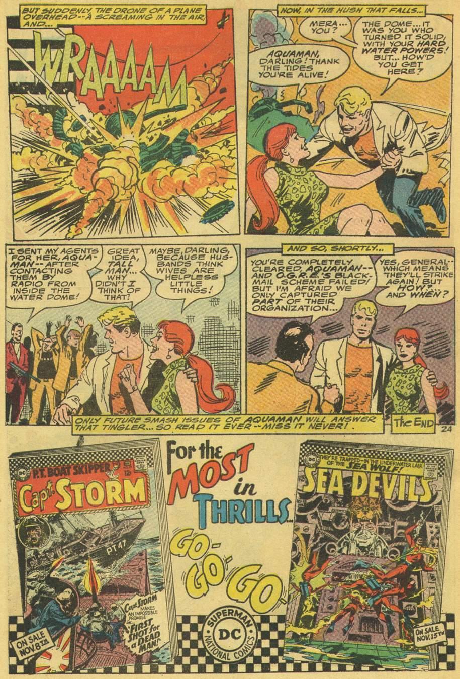 Aquaman (1962) Issue #31 #31 - English 32