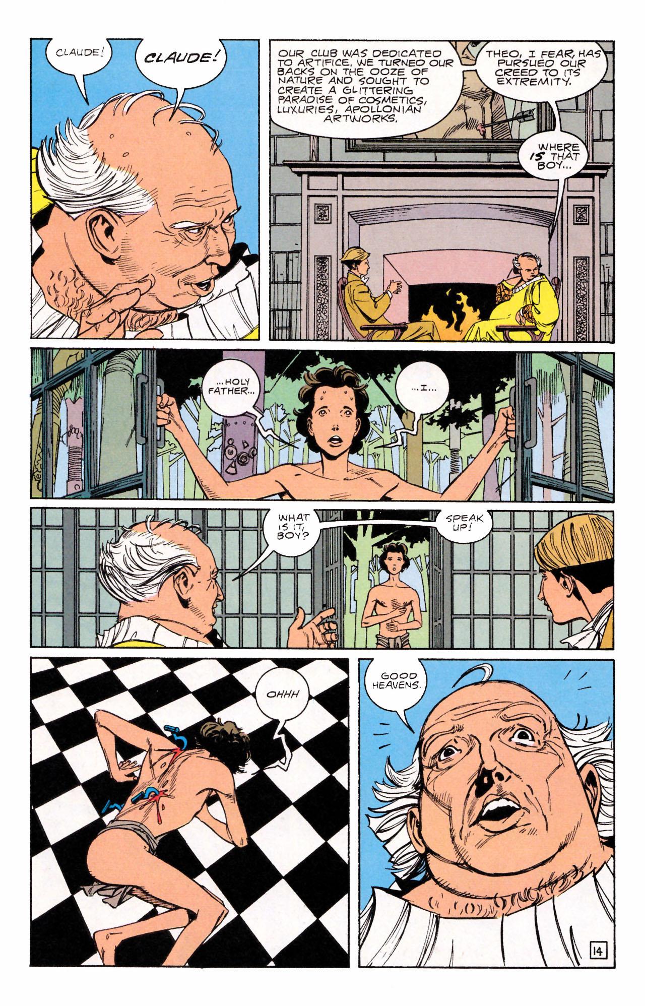 Read online Sebastian O comic -  Issue #2 - 18