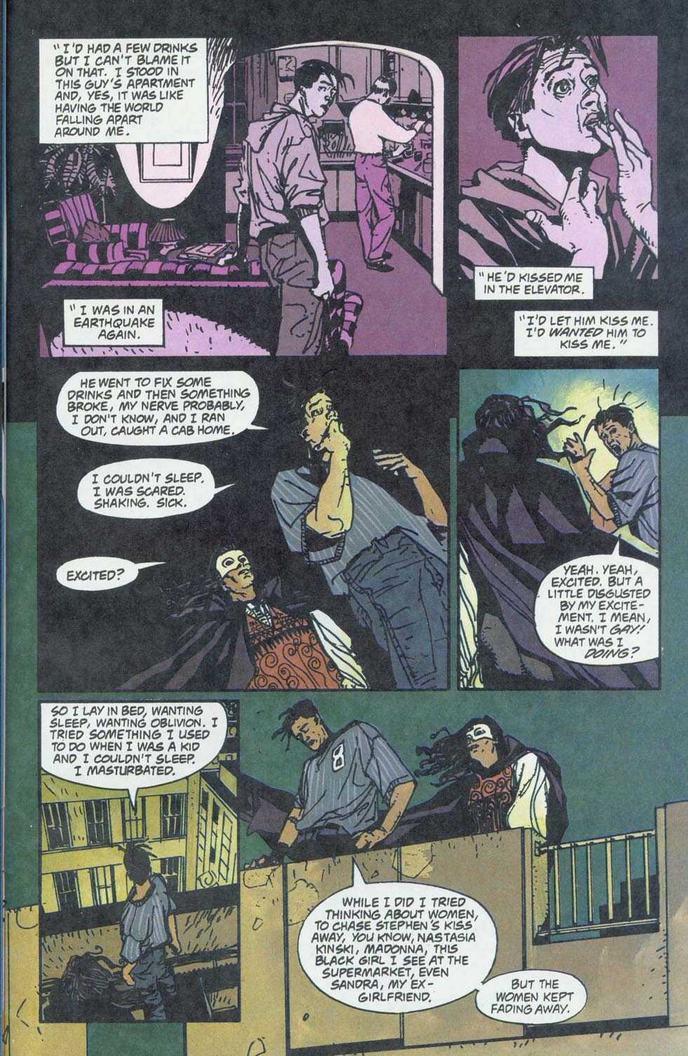 Read online Enigma comic -  Issue #6 - 24