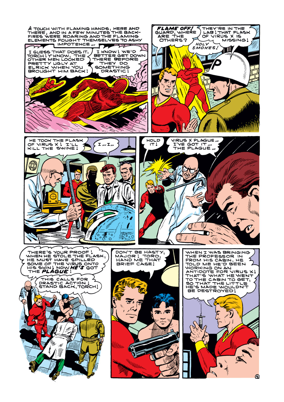 Sub-Mariner Comics #34 #34 - English 17