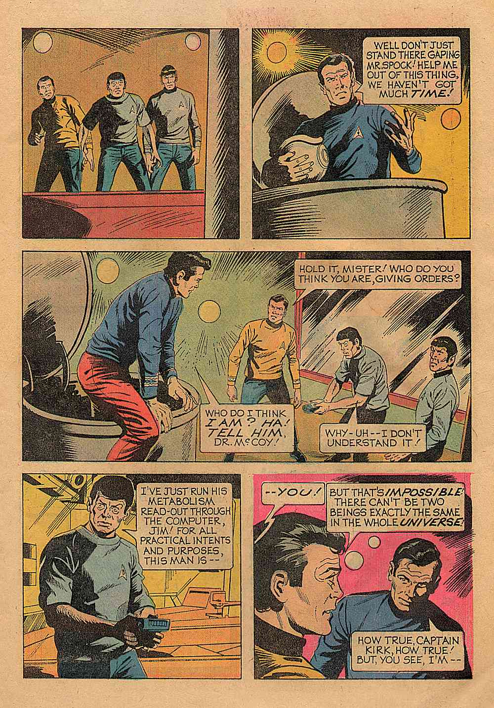Star Trek (1967) Issue #33 #33 - English 12