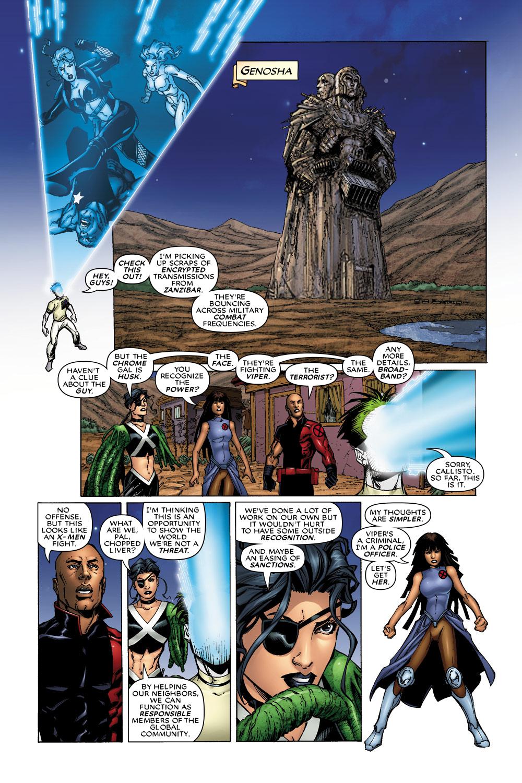 Excalibur (2004) Issue #11 #11 - English 23