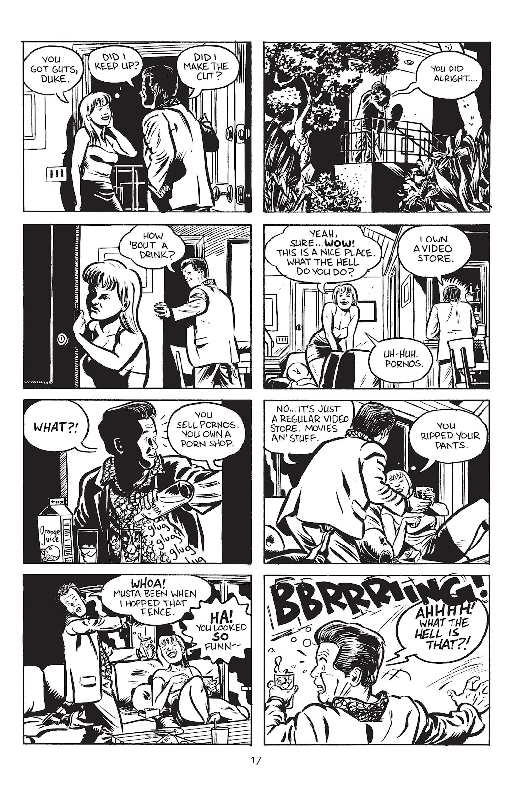 Stray Bullets Issue #22 #22 - English 19
