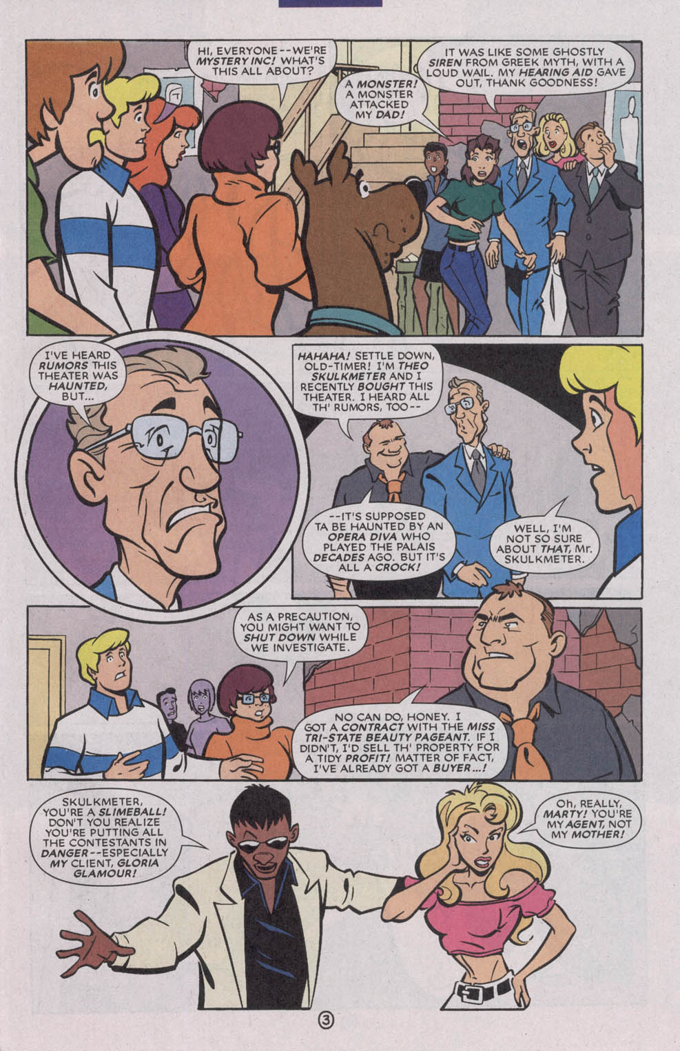 Read online Scooby-Doo (1997) comic -  Issue #76 - 5