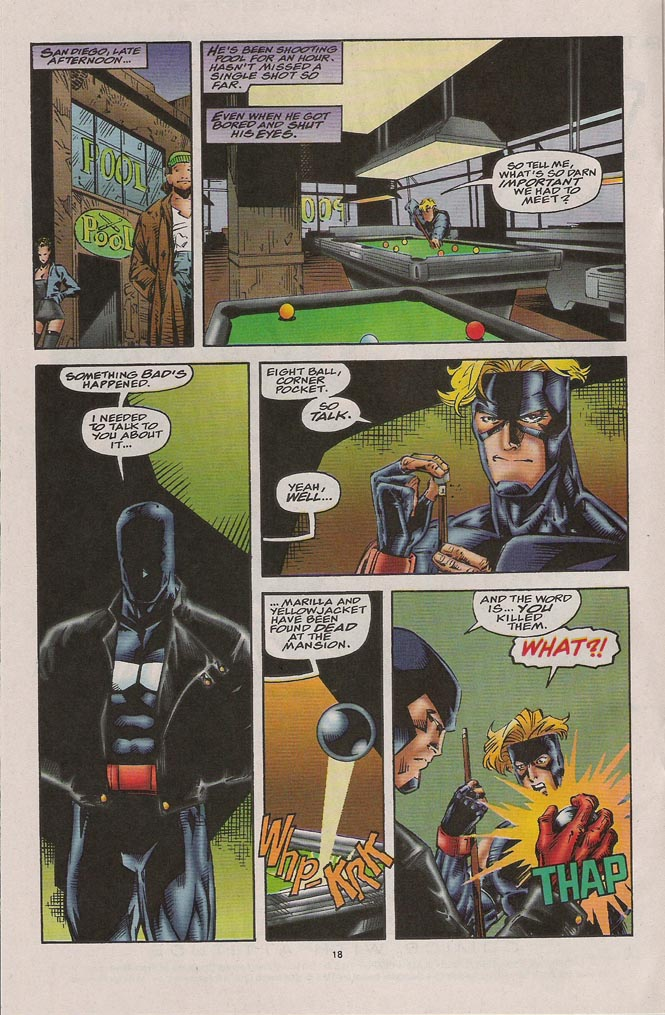 Force Works Issue #17 #17 - English 14