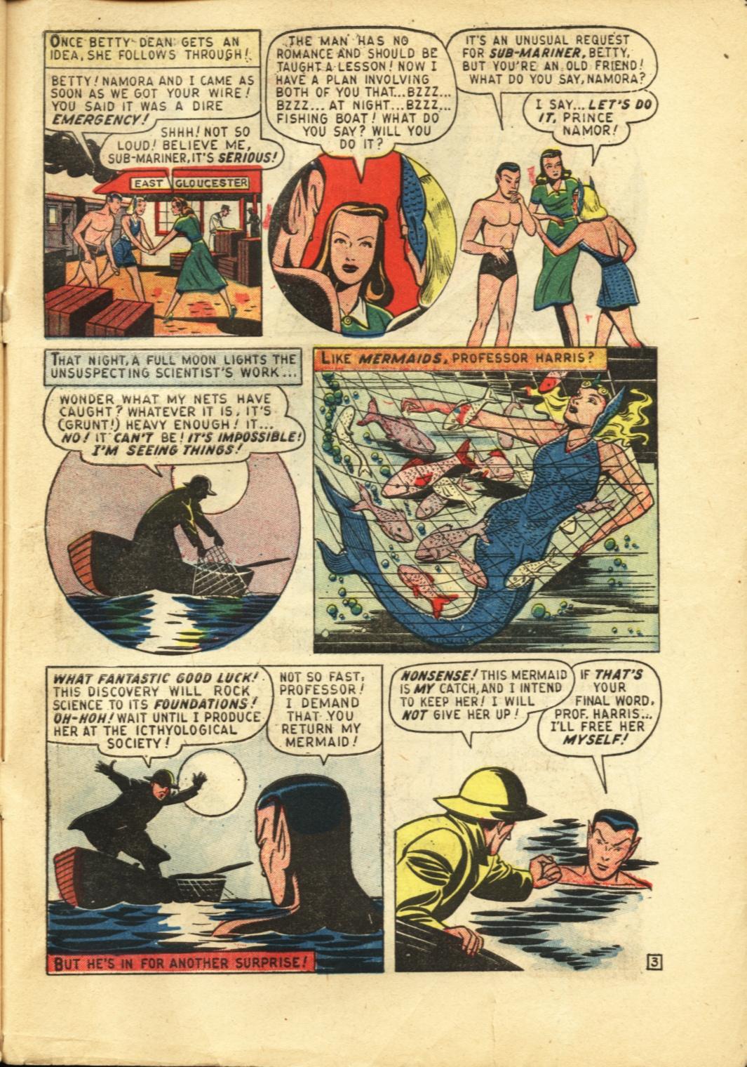 Sub-Mariner Comics #29 #29 - English 30