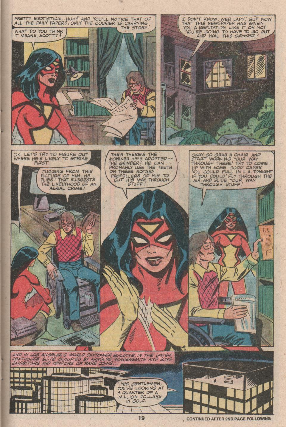 Spider-Woman (1978) Issue #26 #26 - English 13
