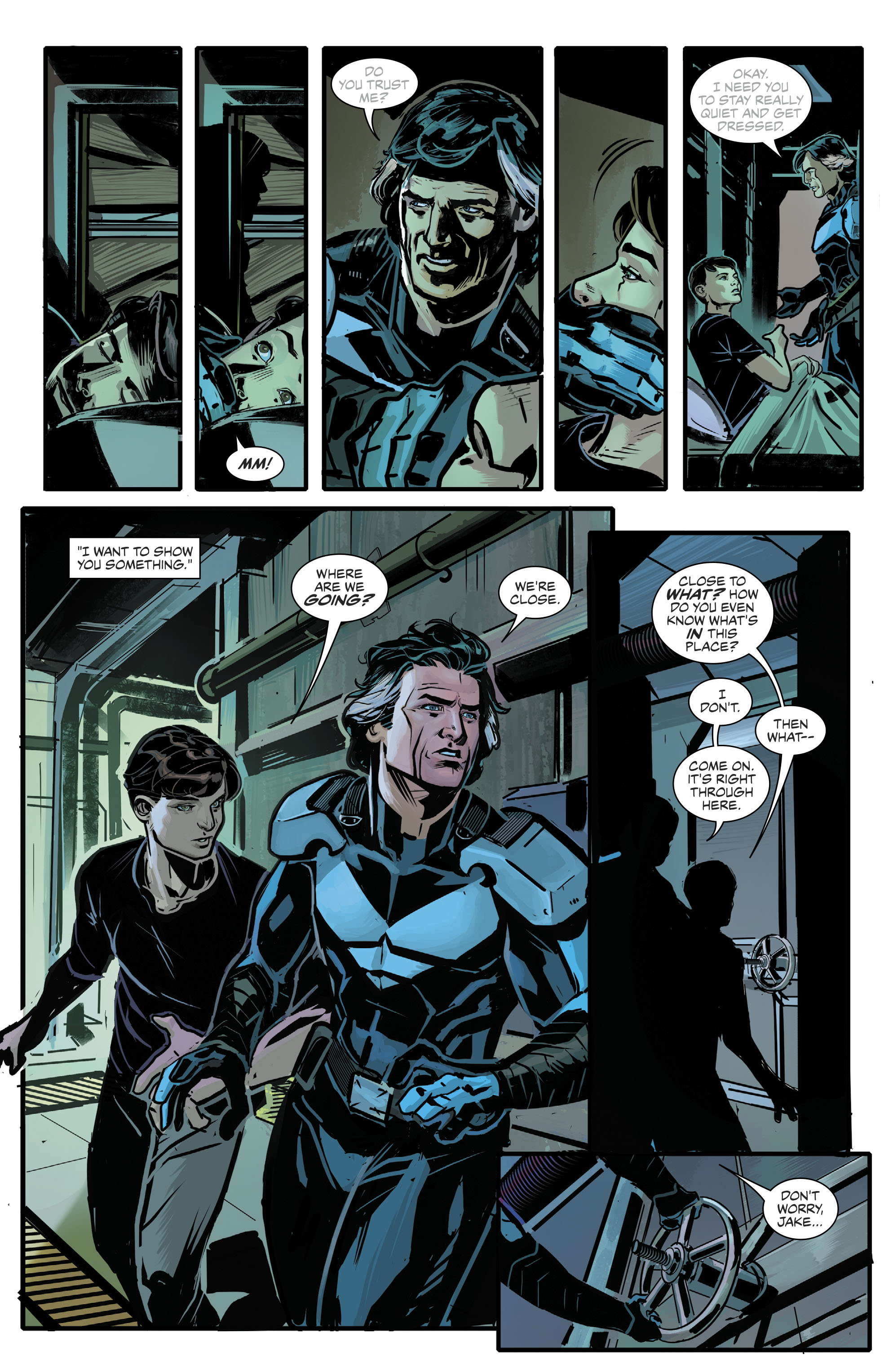 Nightwing: The New Order chap 6 pic 5