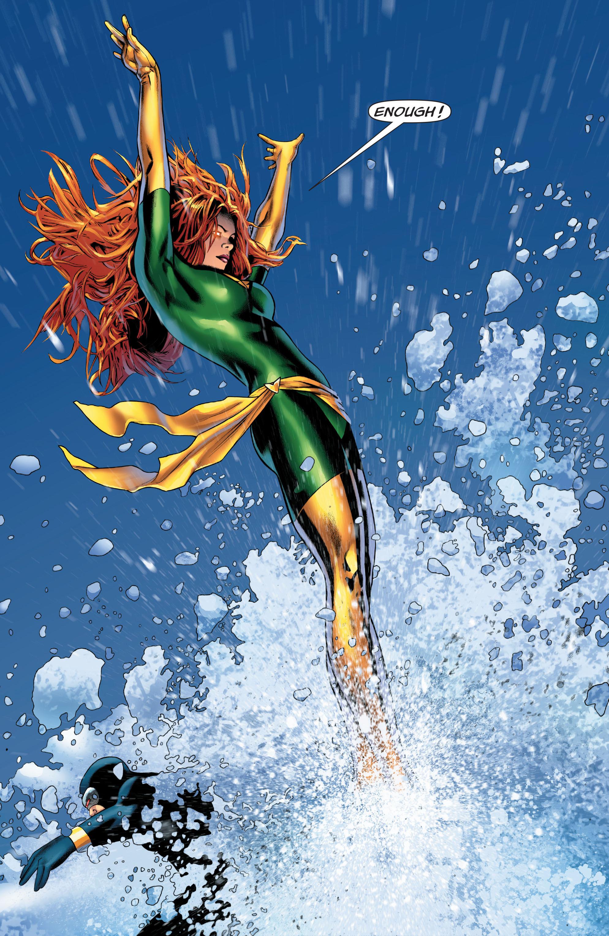 Read online X-Men: Phoenix - Endsong comic -  Issue #5 - 13