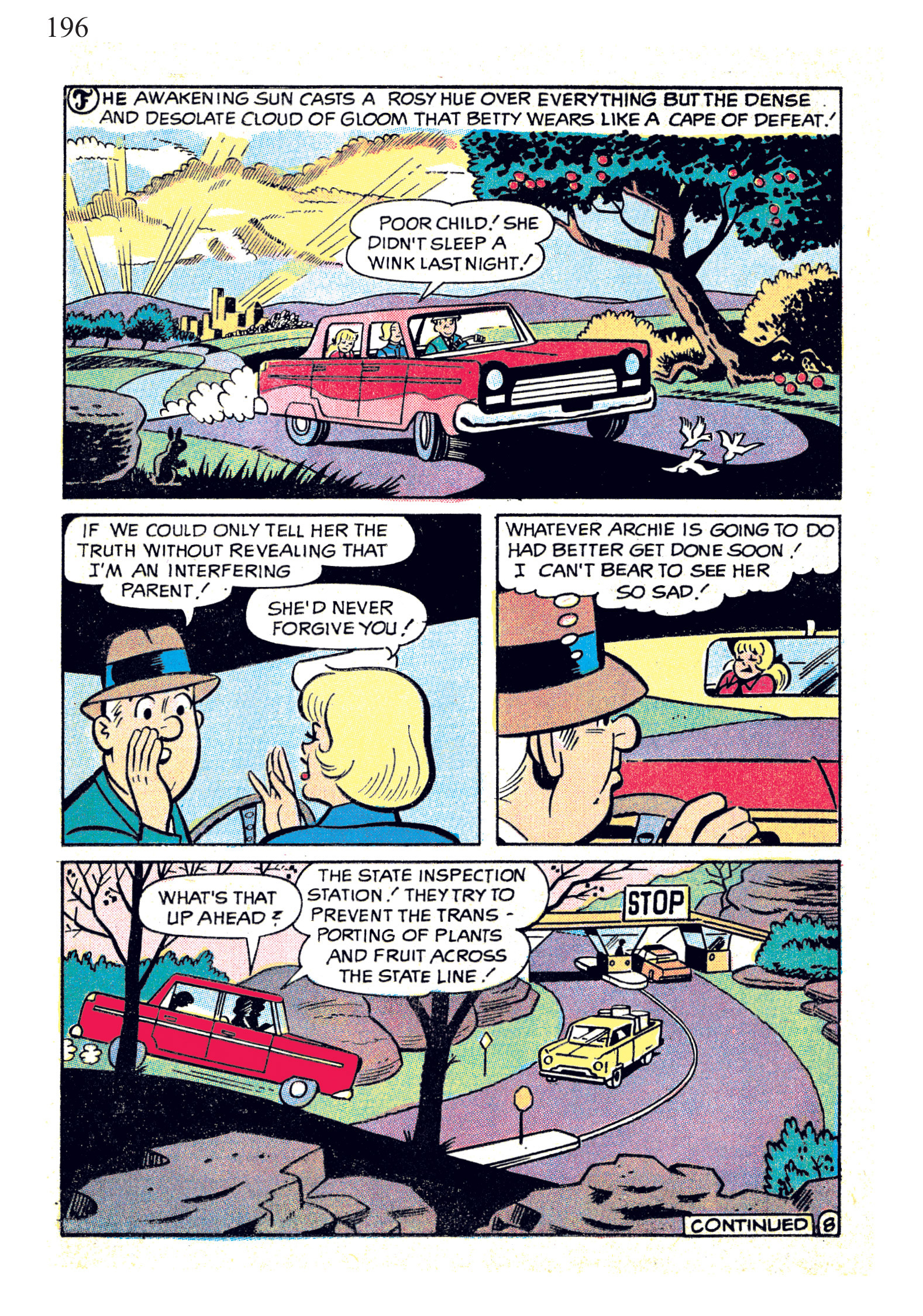 Read online The Best of Archie Comics comic -  Issue # TPB 1 (Part 1) - 192