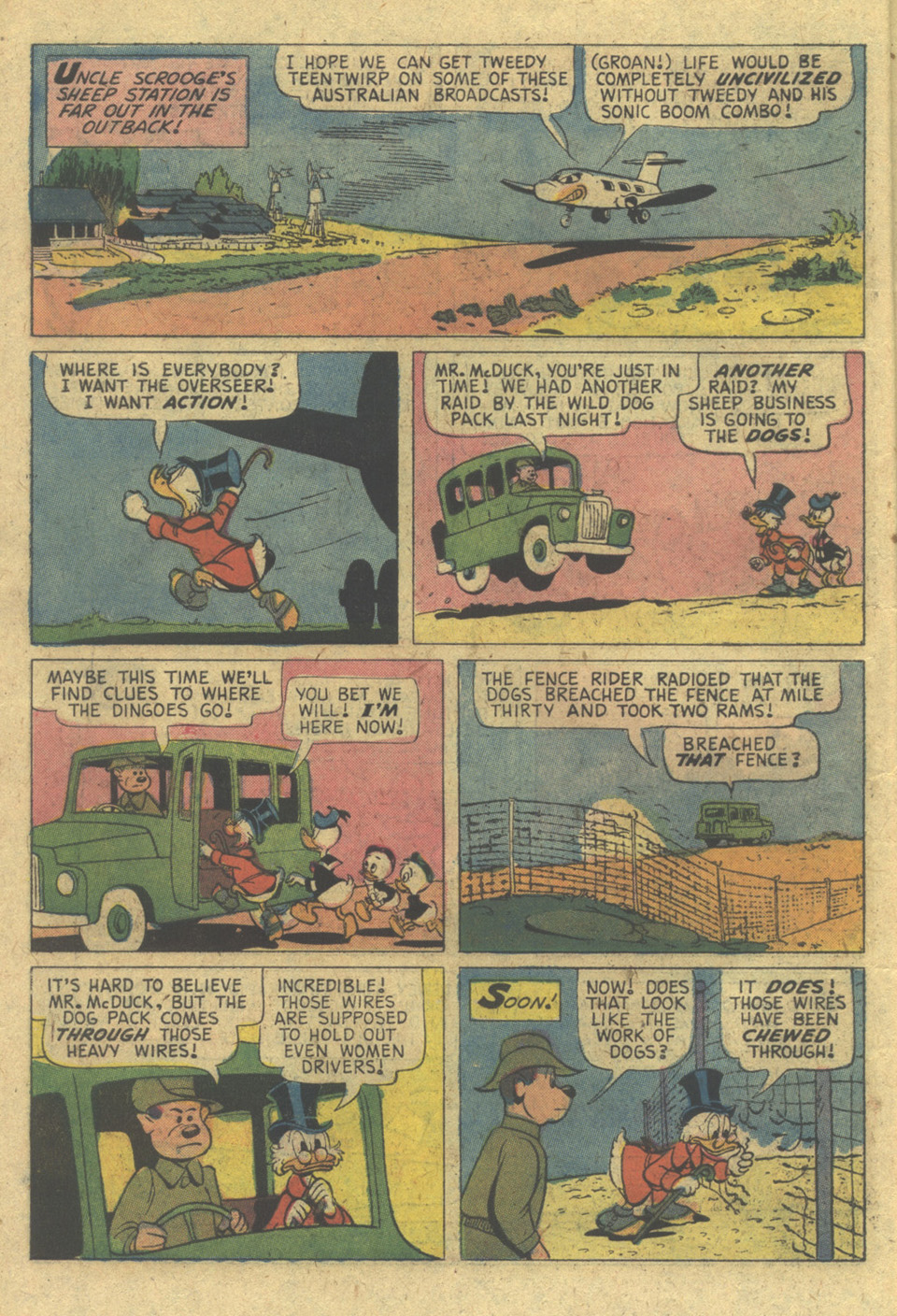 Uncle Scrooge (1953) Issue #128 #128 - English 6
