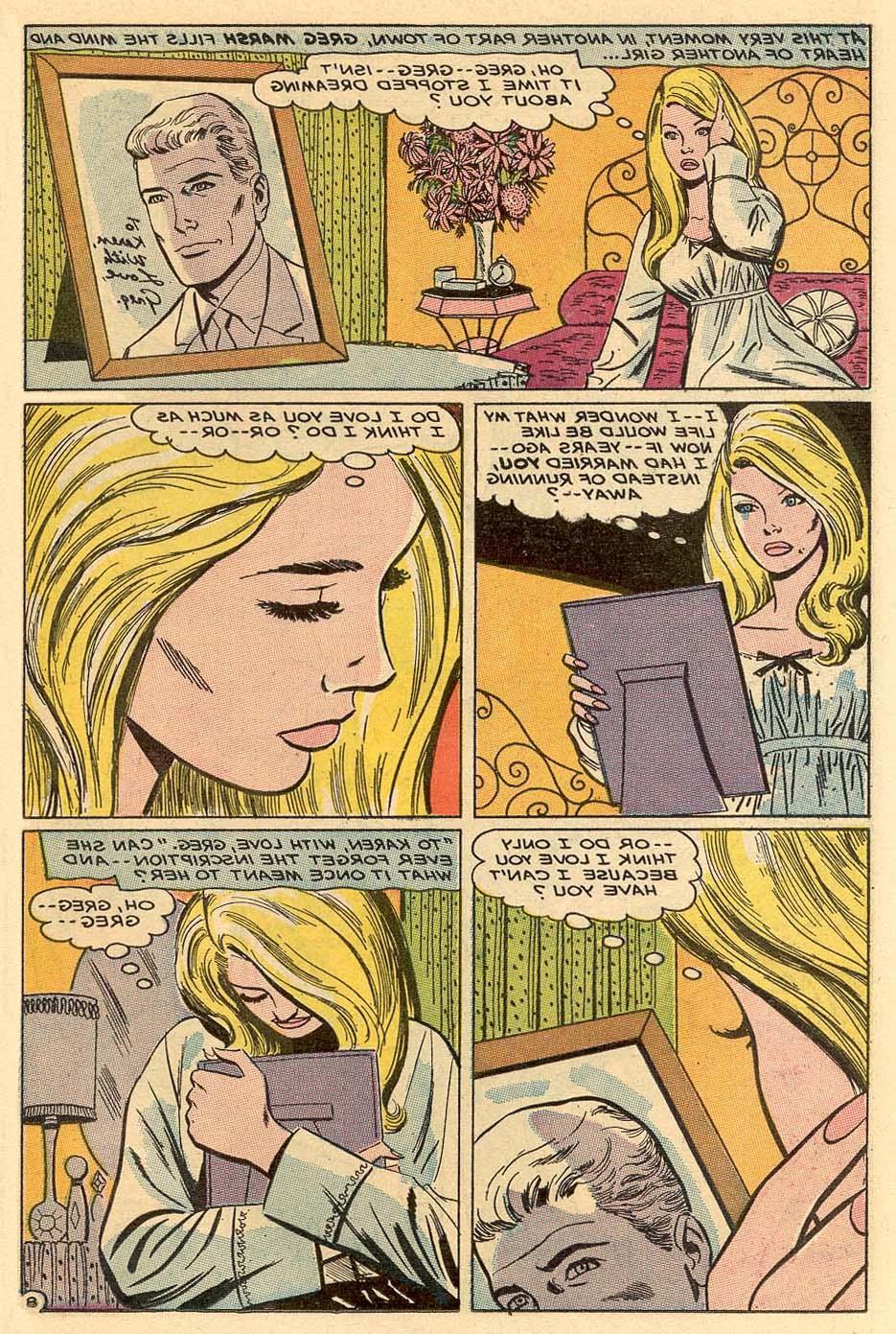 Read online Secret Hearts comic -  Issue #122 - 25