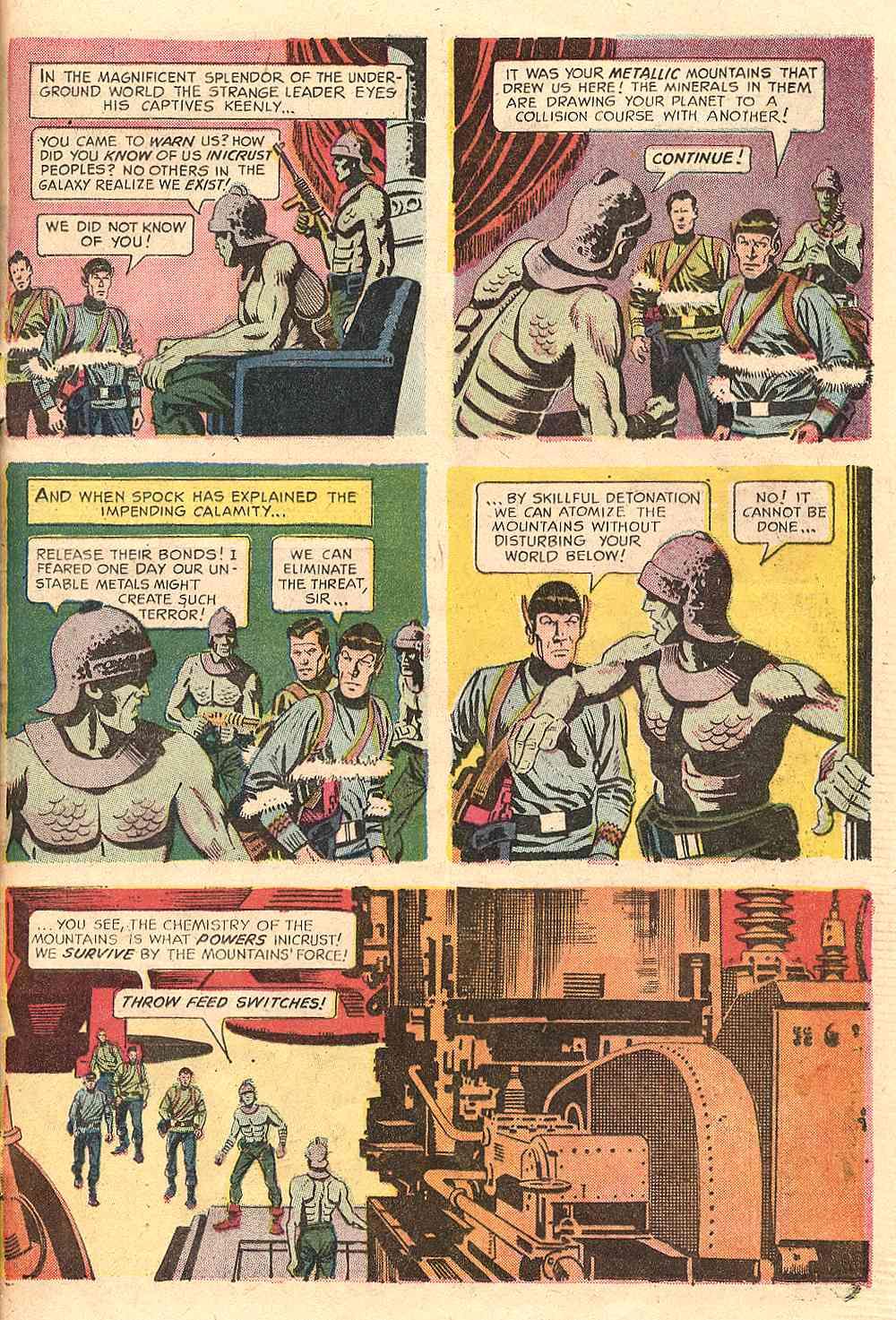 Star Trek (1967) Issue #6 #6 - English 24