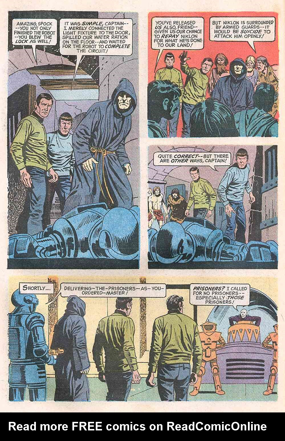 Star Trek (1967) Issue #13 #13 - English 23
