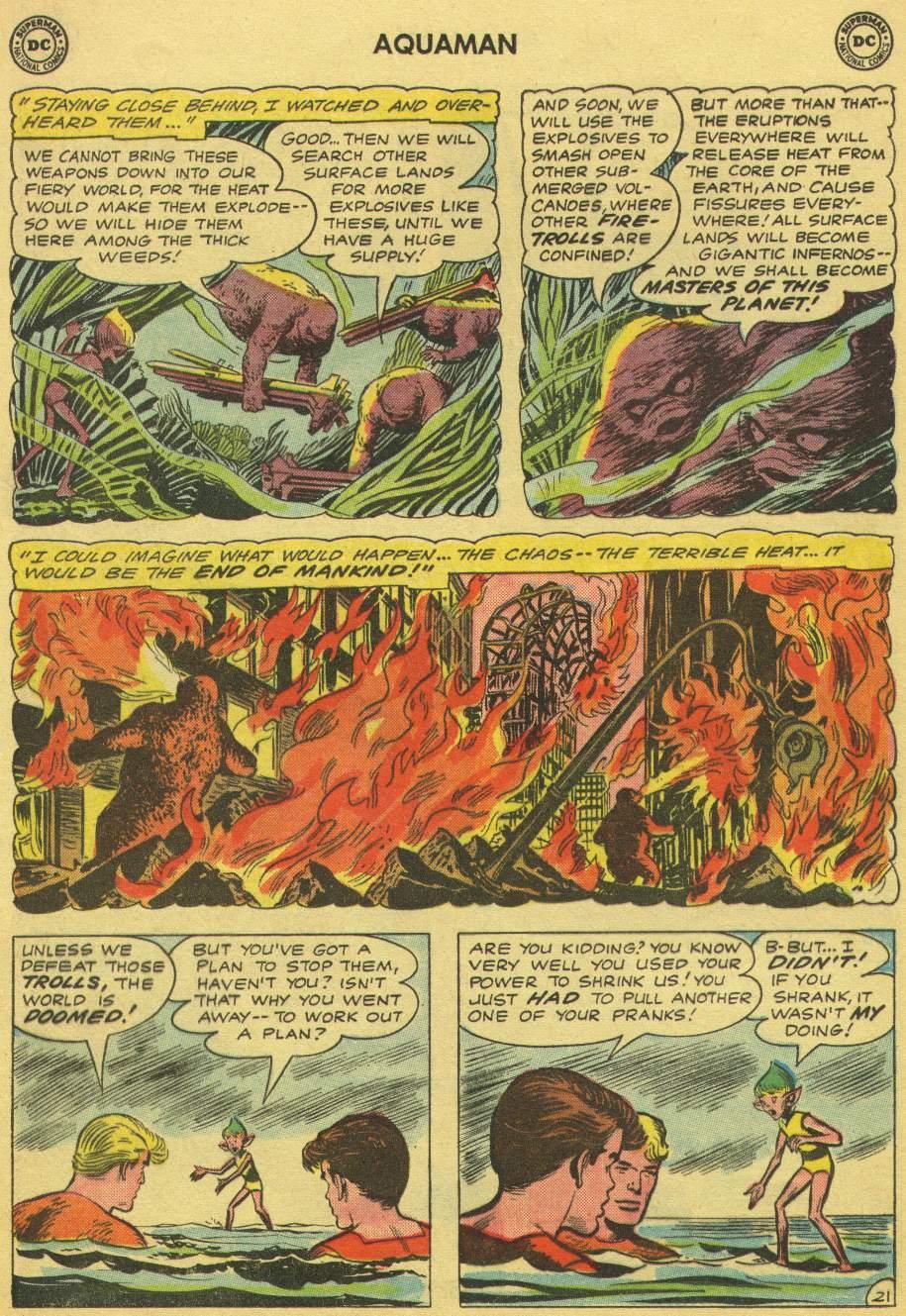 Read online Aquaman (1962) comic -  Issue #1 - 28