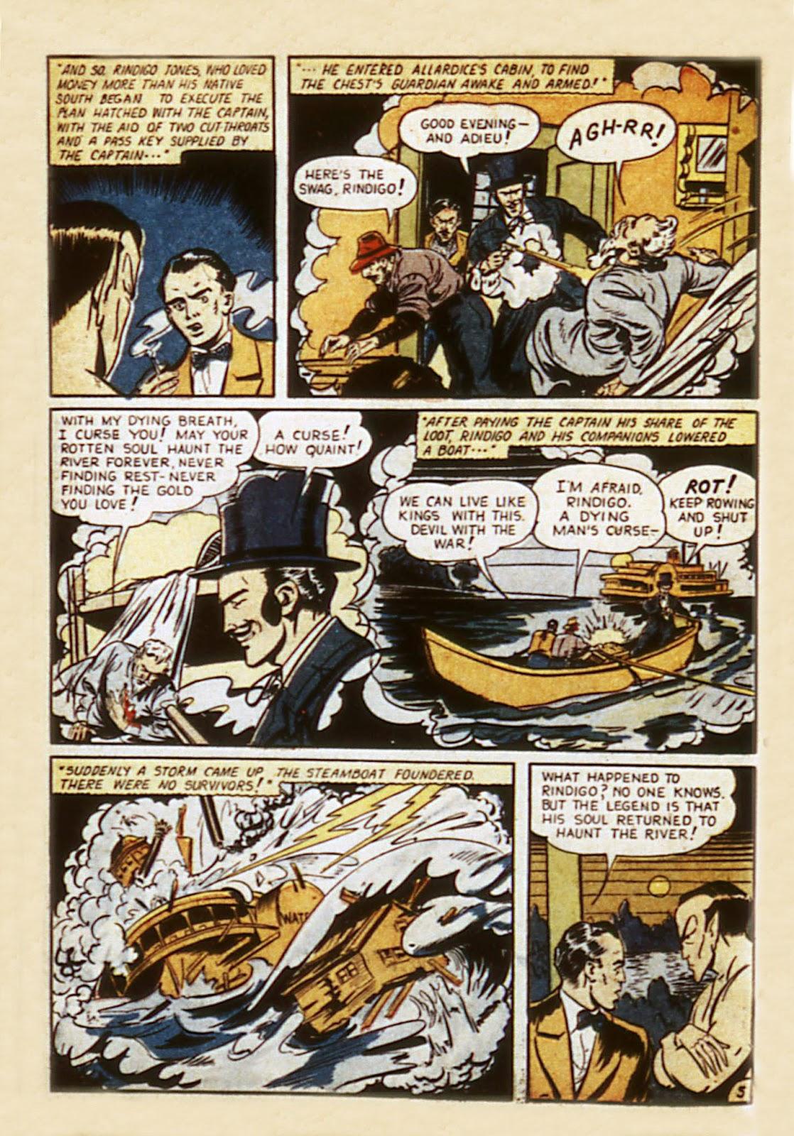 Sub-Mariner Comics Issue #7 #7 - English 50