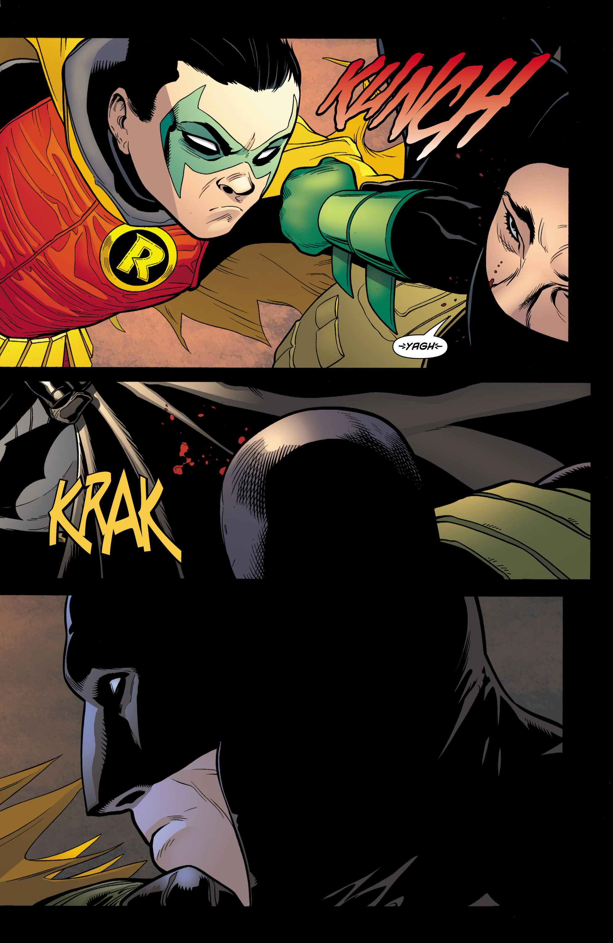 Batman and Robin (2011) chap 1 pic 35