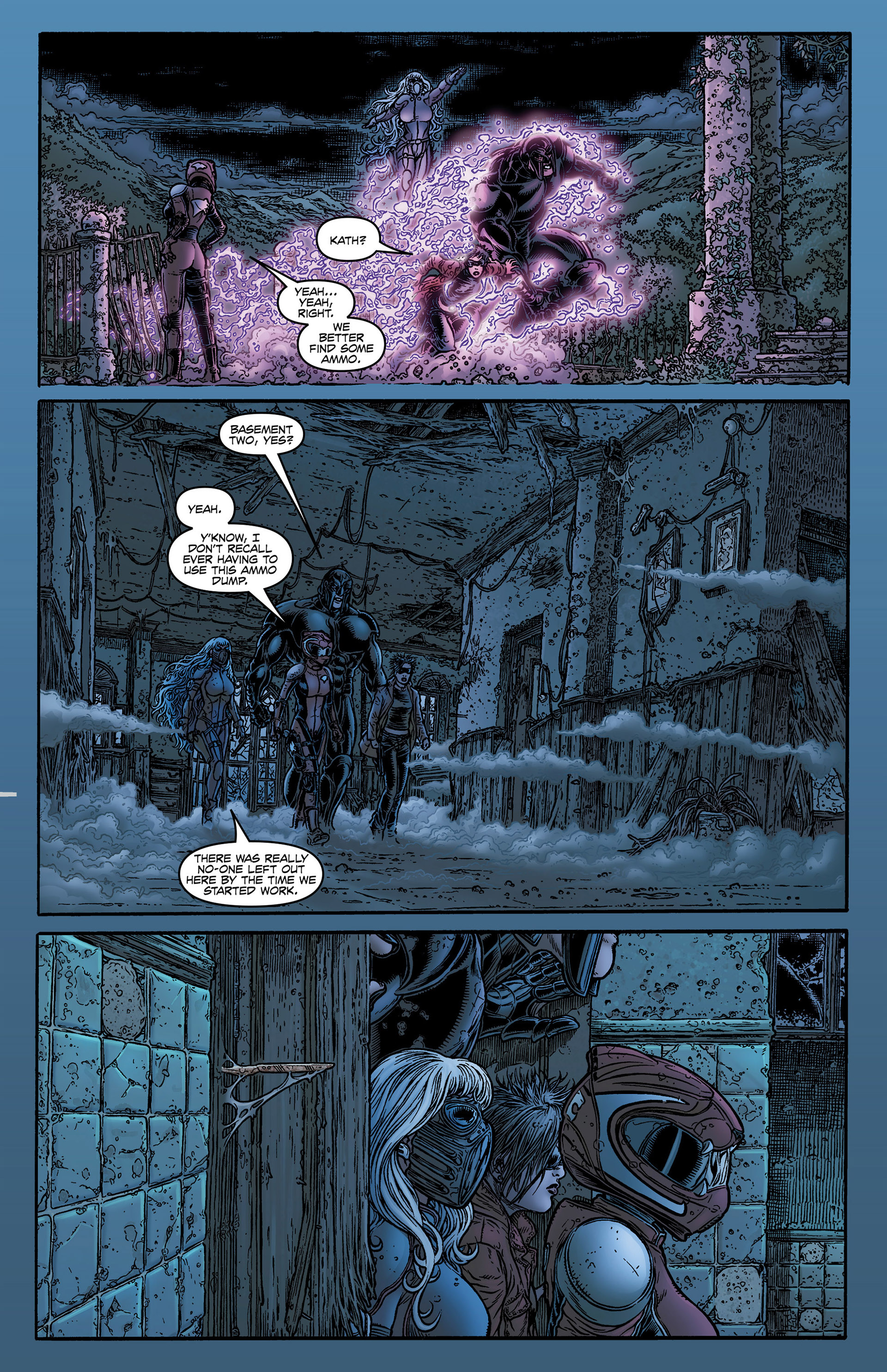 Black Summer 5 Page 10