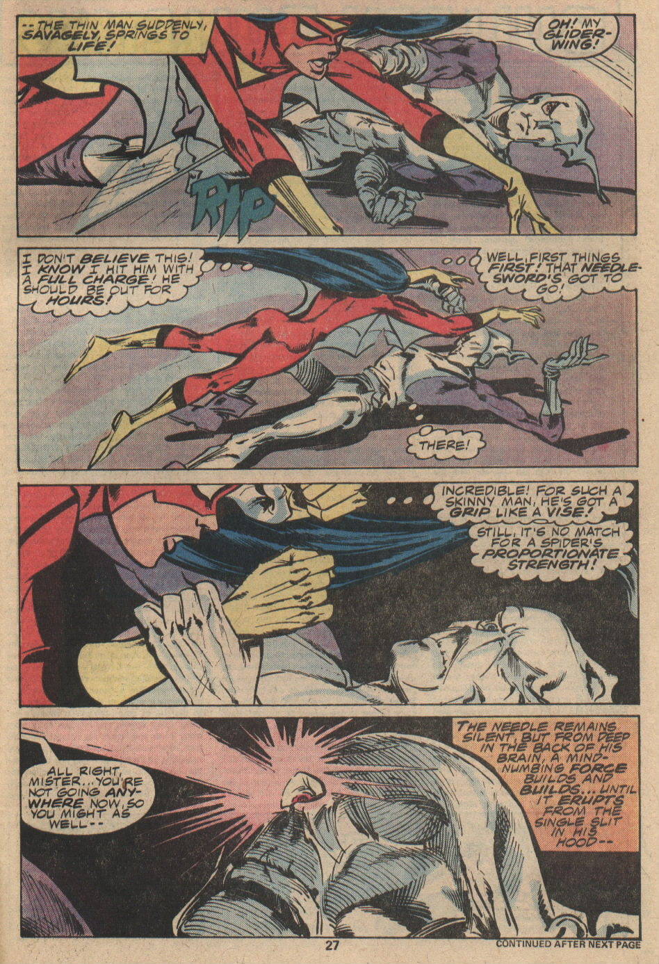 Spider-Woman (1978) Issue #9 #9 - English 17