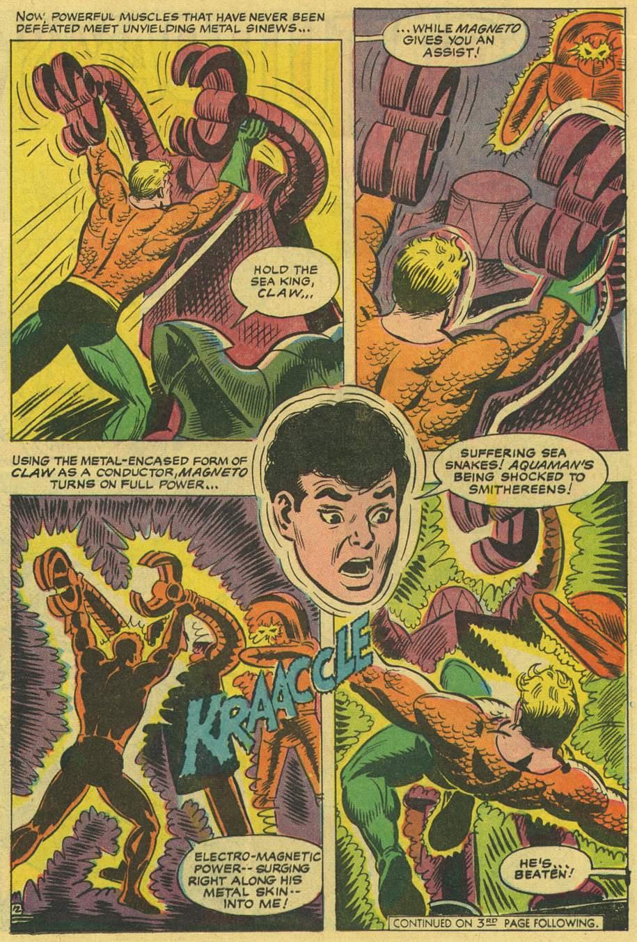Aquaman (1962) Issue #36 #36 - English 17