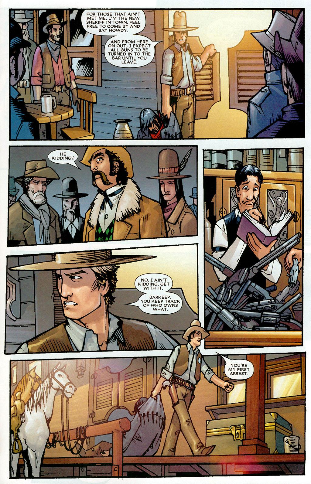 Read online Amazing Fantasy (2004) comic -  Issue #20 - 25