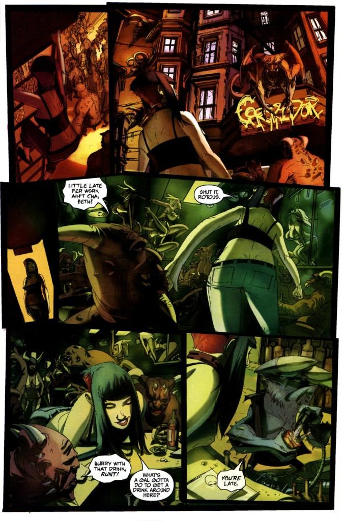 Strange Girl Issue #1 #2 - English 19