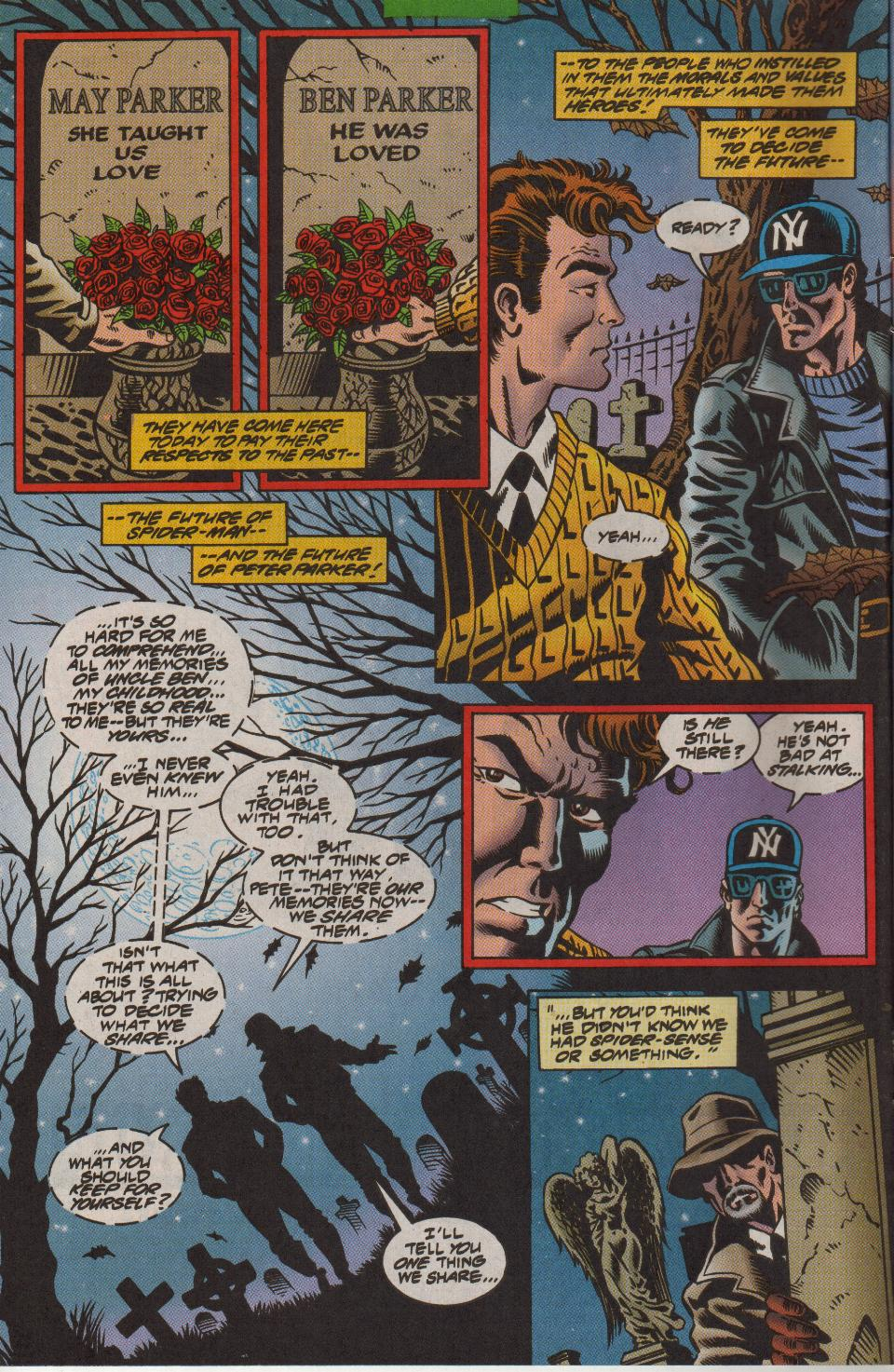 Web of Spider-Man (1985) chap 128 pic 6