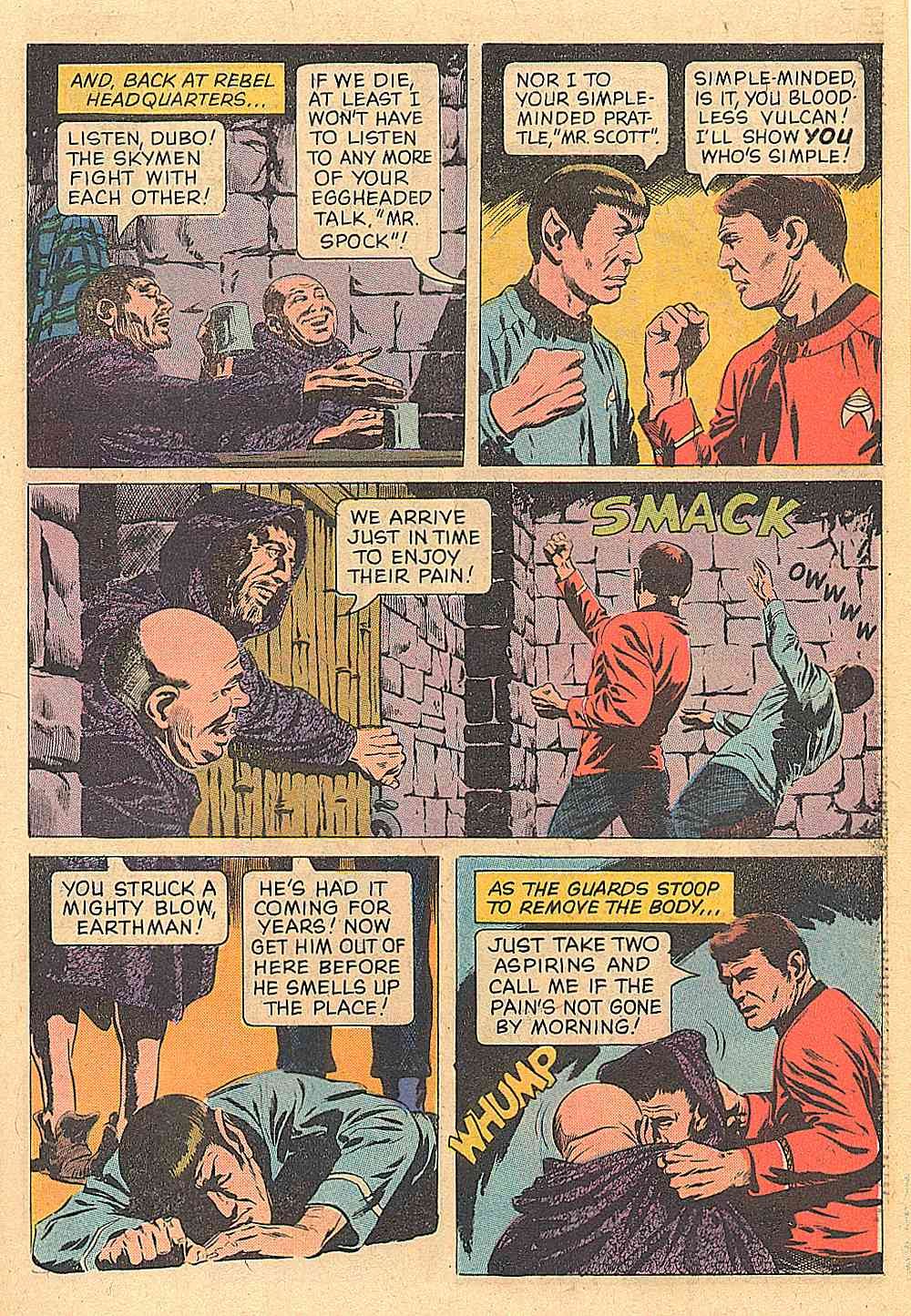 Star Trek (1967) #44 #44 - English 19