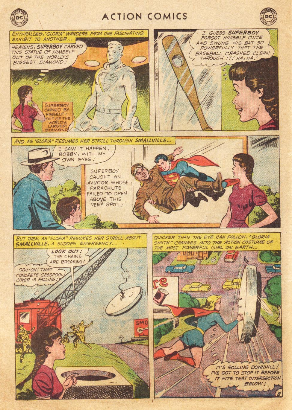 Action Comics (1938) 265 Page 25