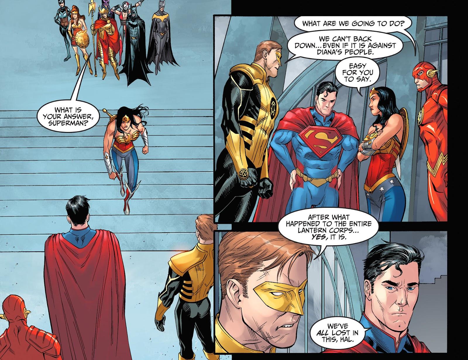 Injustice: Gods Among Us Year Four Issue #7 #8 - English 20