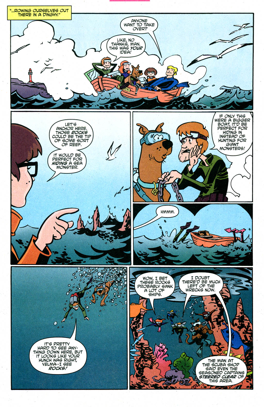 Read online Scooby-Doo (1997) comic -  Issue #90 - 16