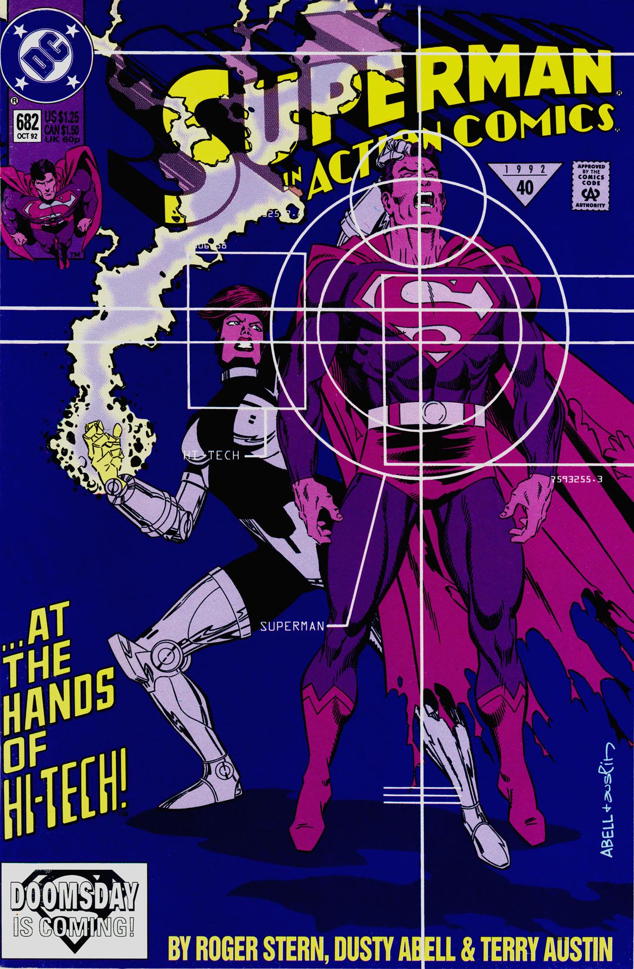 Action Comics (1938) 682 Page 1