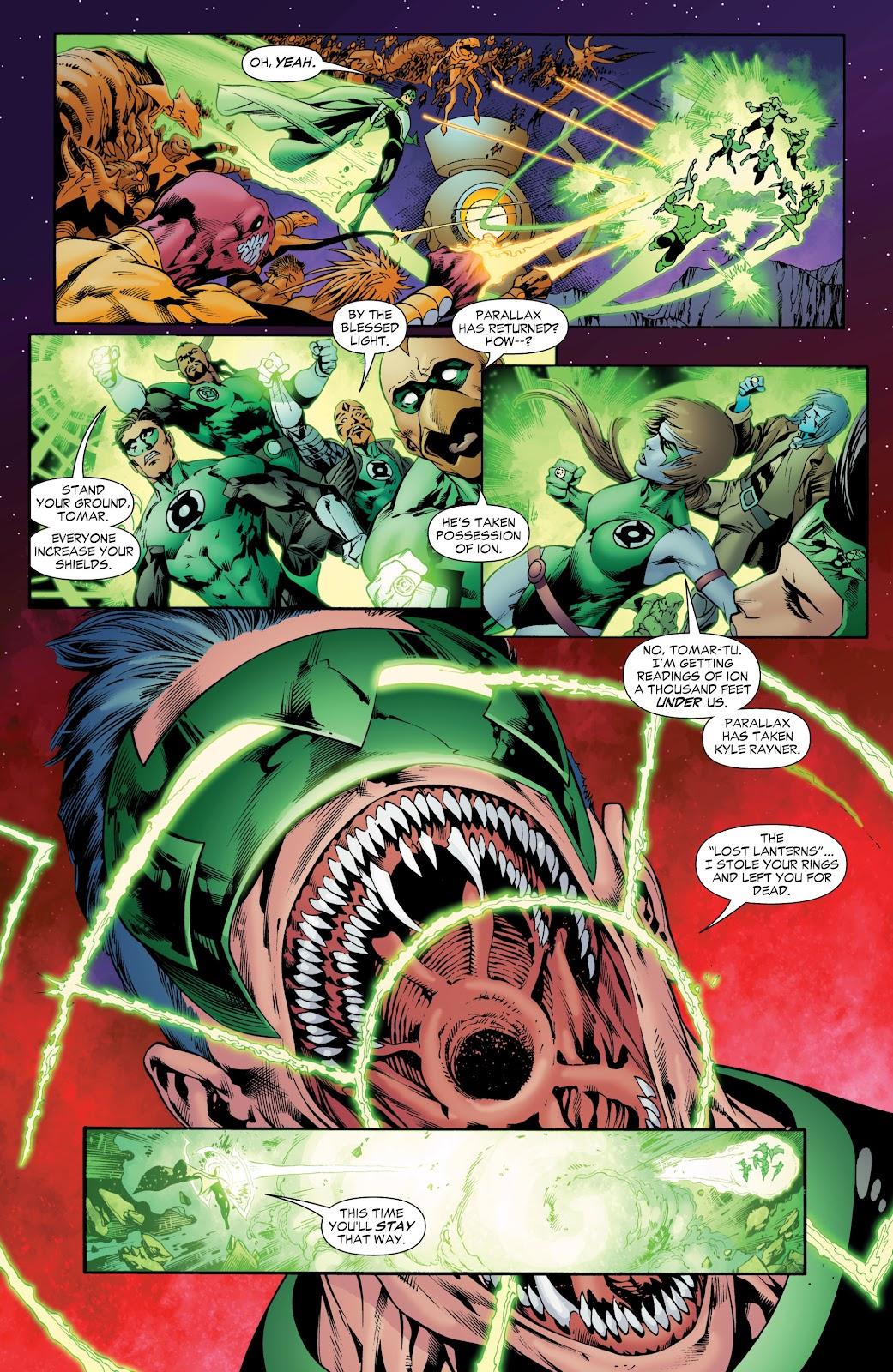 Green Lantern: The Sinestro Corps War Full #1 - English 104