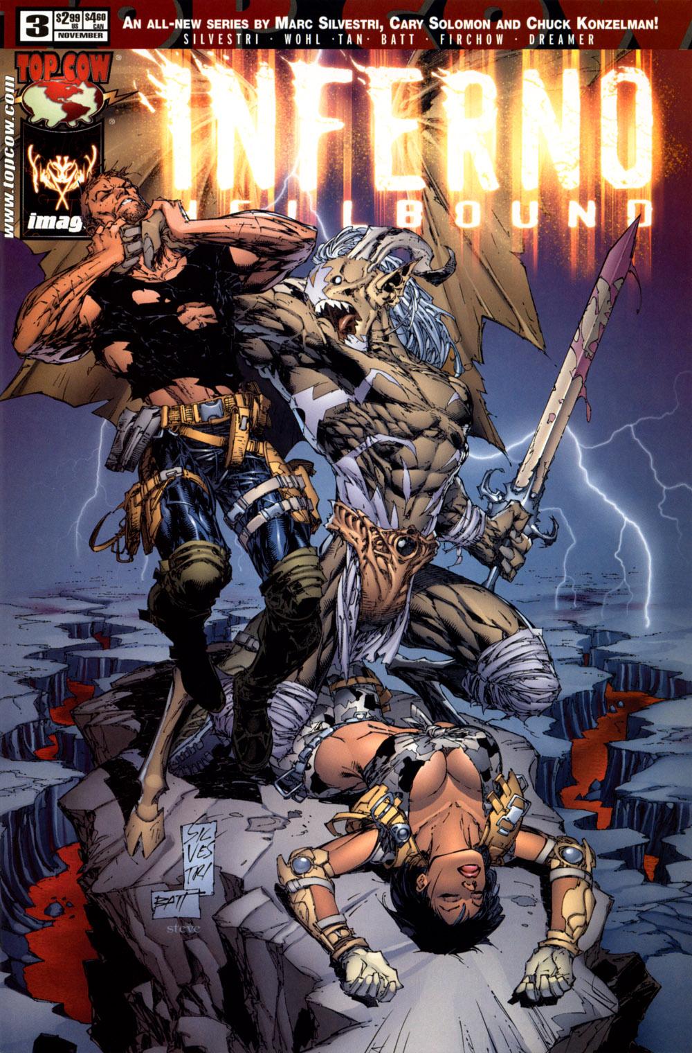 Inferno: Hellbound issue 3 - Page 1