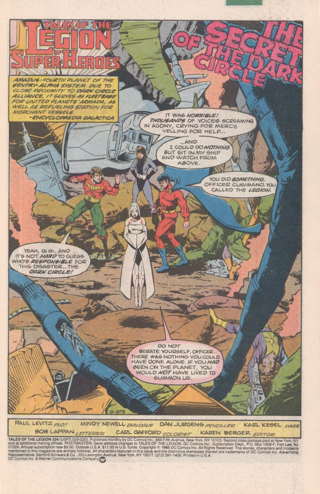 Tales of the Legion Issue #324 #11 - English 2