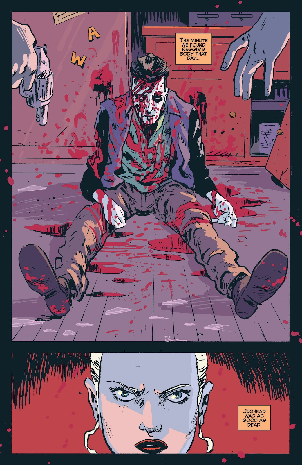 Jughead The Hunger Issue #0 #1 - English 41