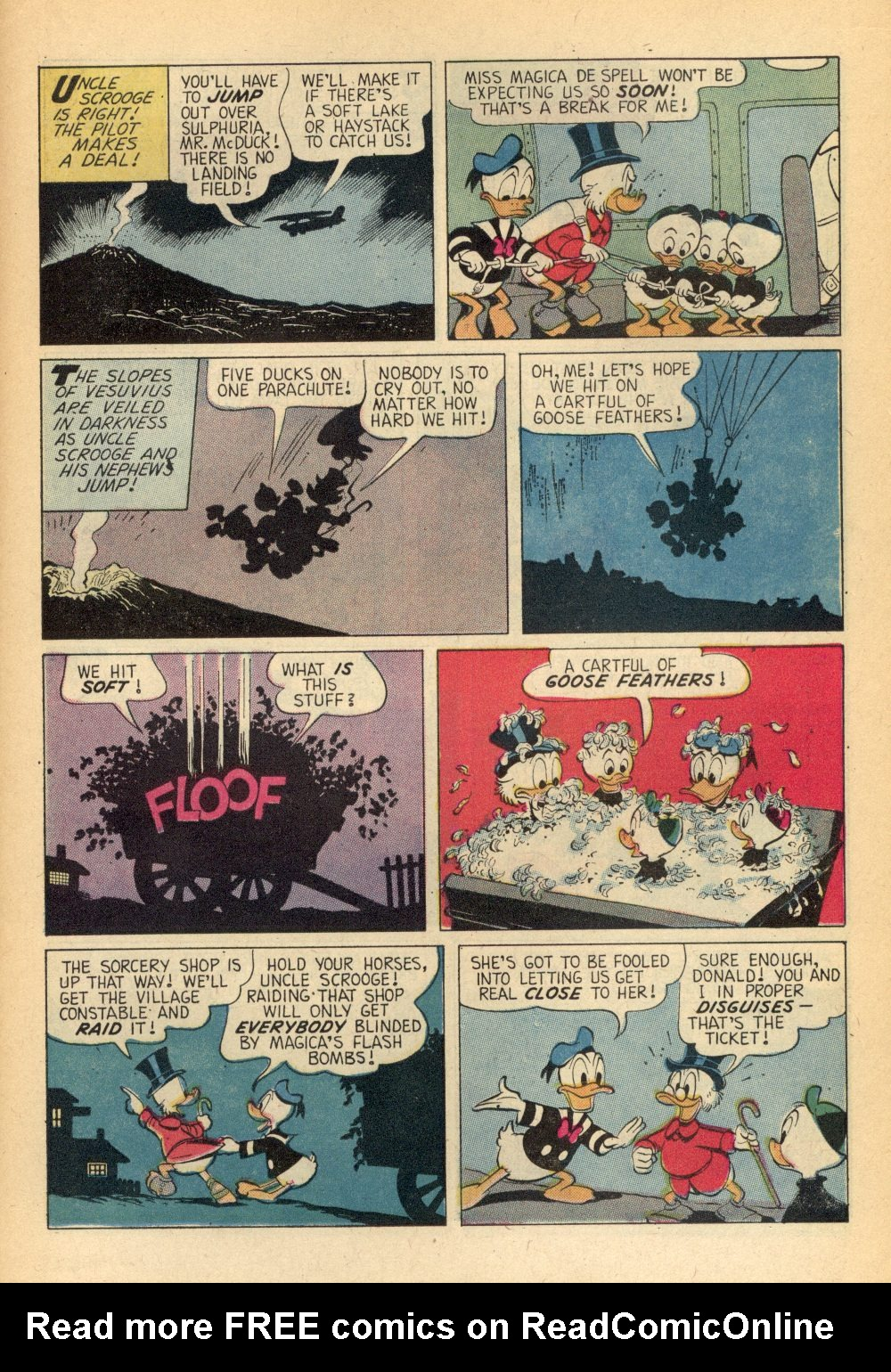 Uncle Scrooge (1953) Issue #93 #93 - English 15
