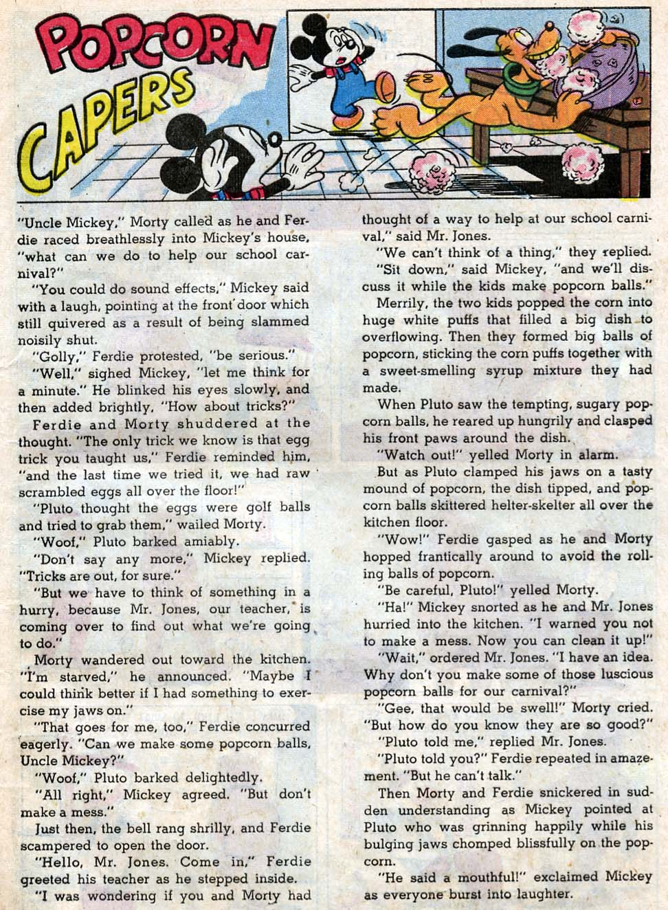 Uncle Scrooge (1953) #20 #385 - English 29