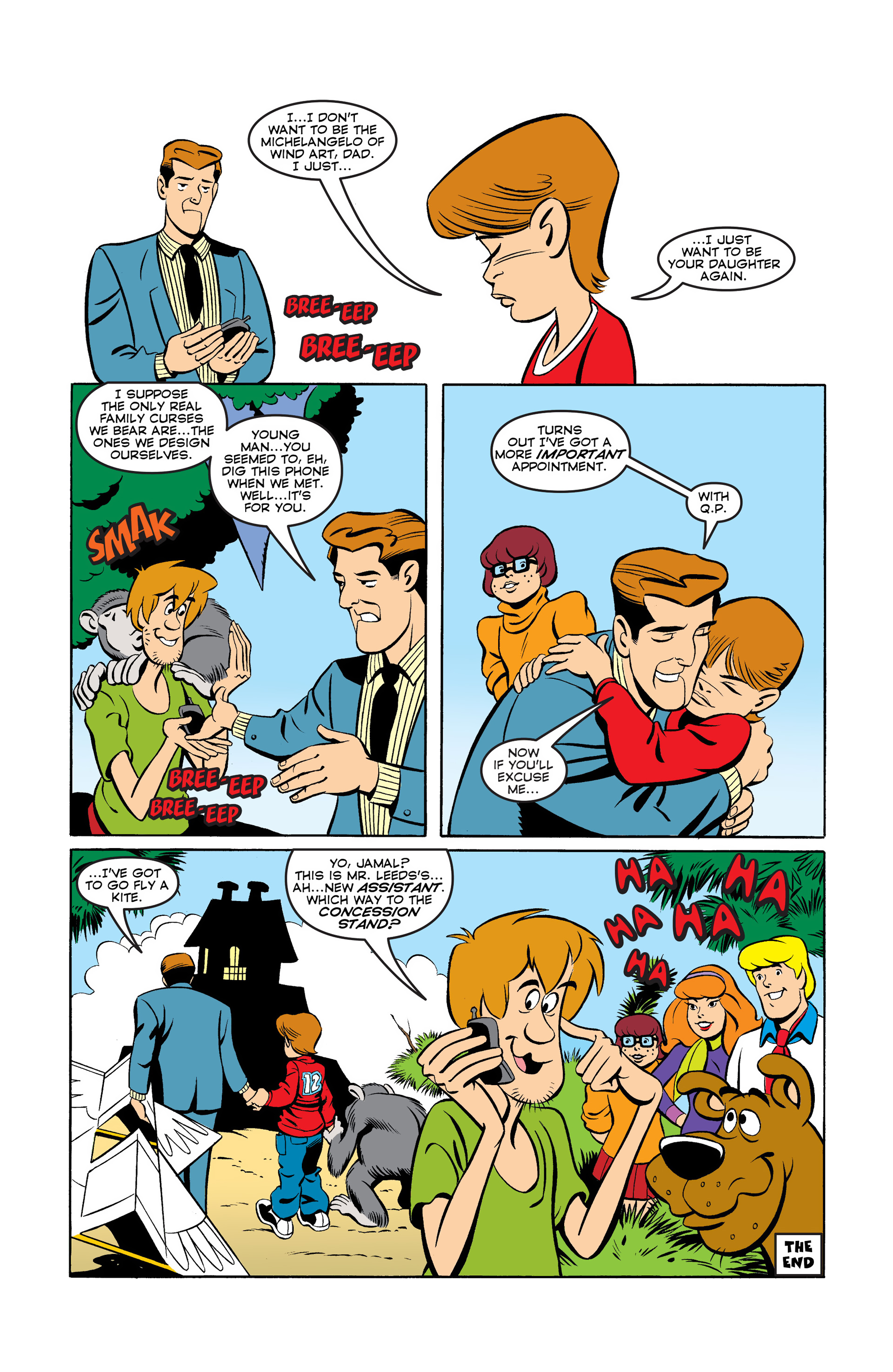 Read online Scooby-Doo (1997) comic -  Issue #44 - 23