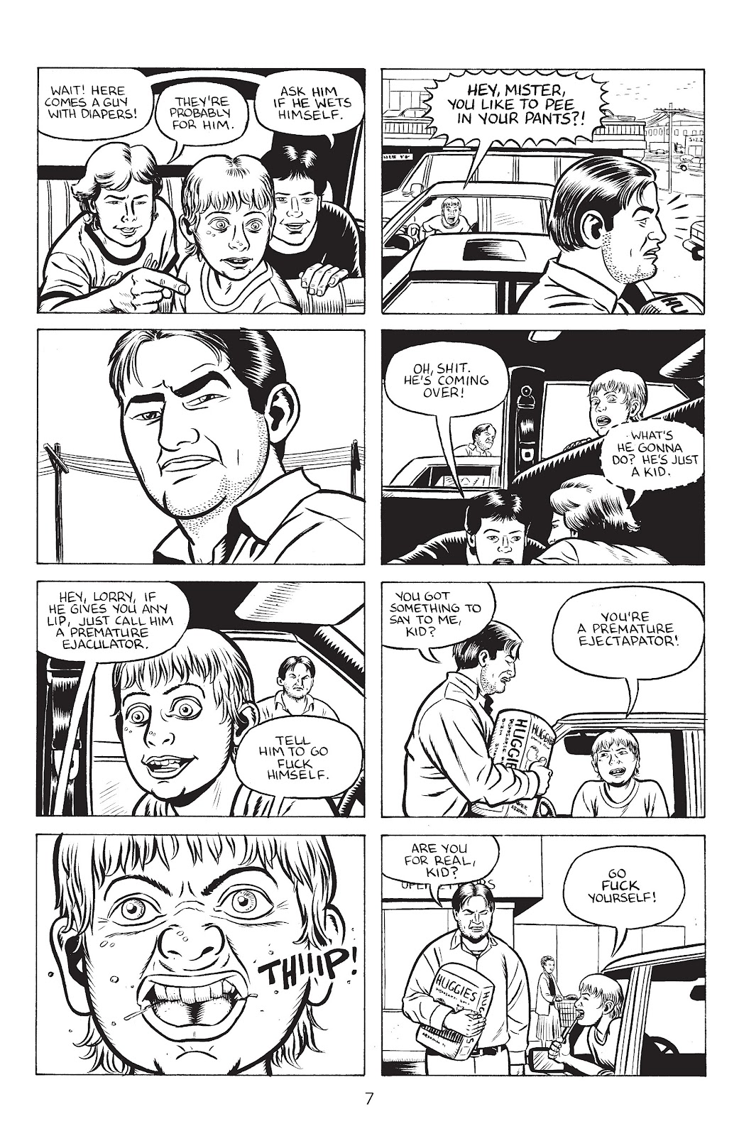 Stray Bullets Issue #32 #32 - English 9