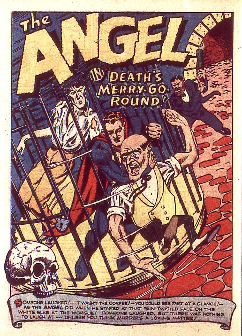 Sub-Mariner Comics Issue #4 #4 - English 47
