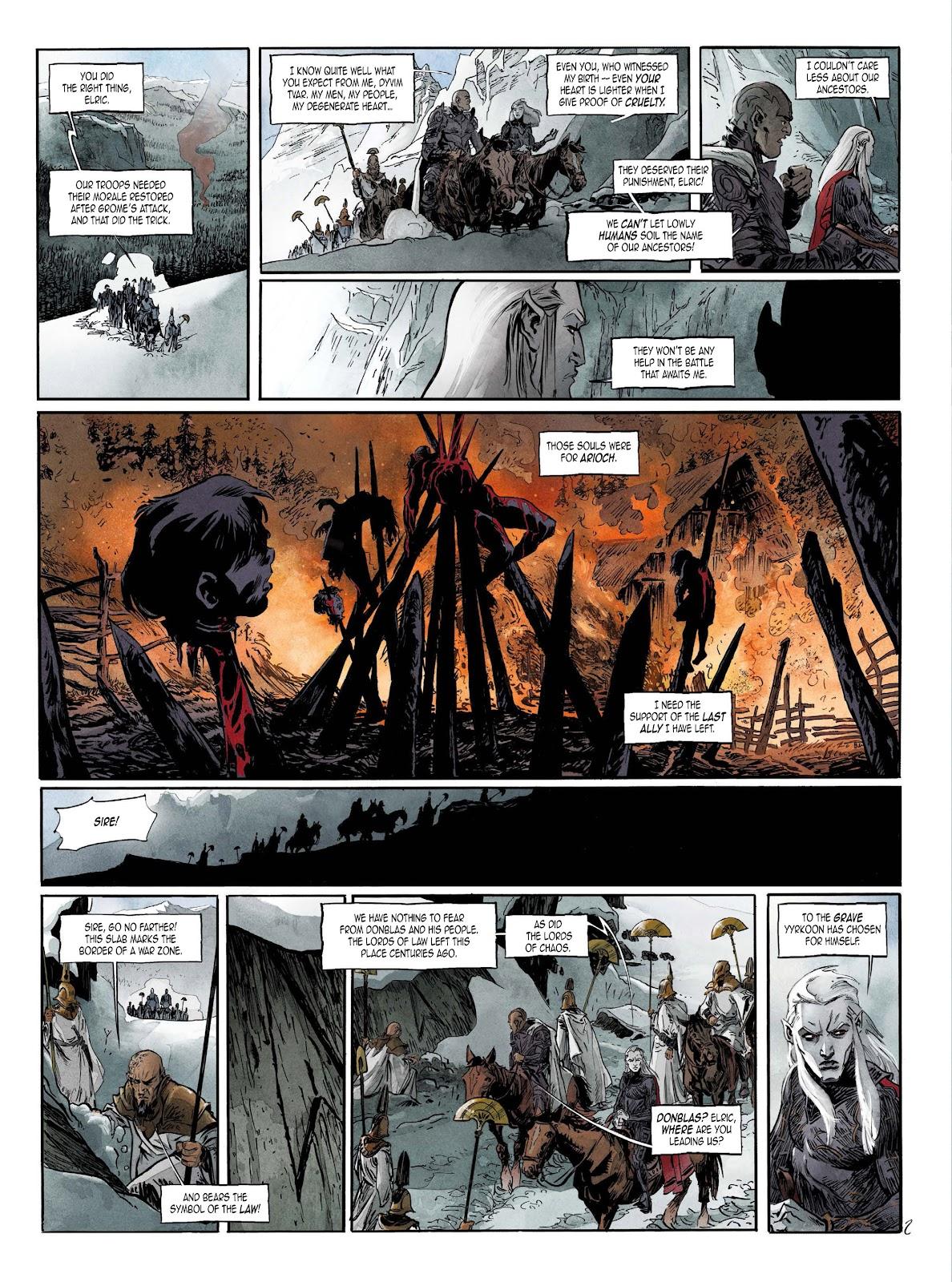 Elric (2014) TPB 2 #2 - English 37
