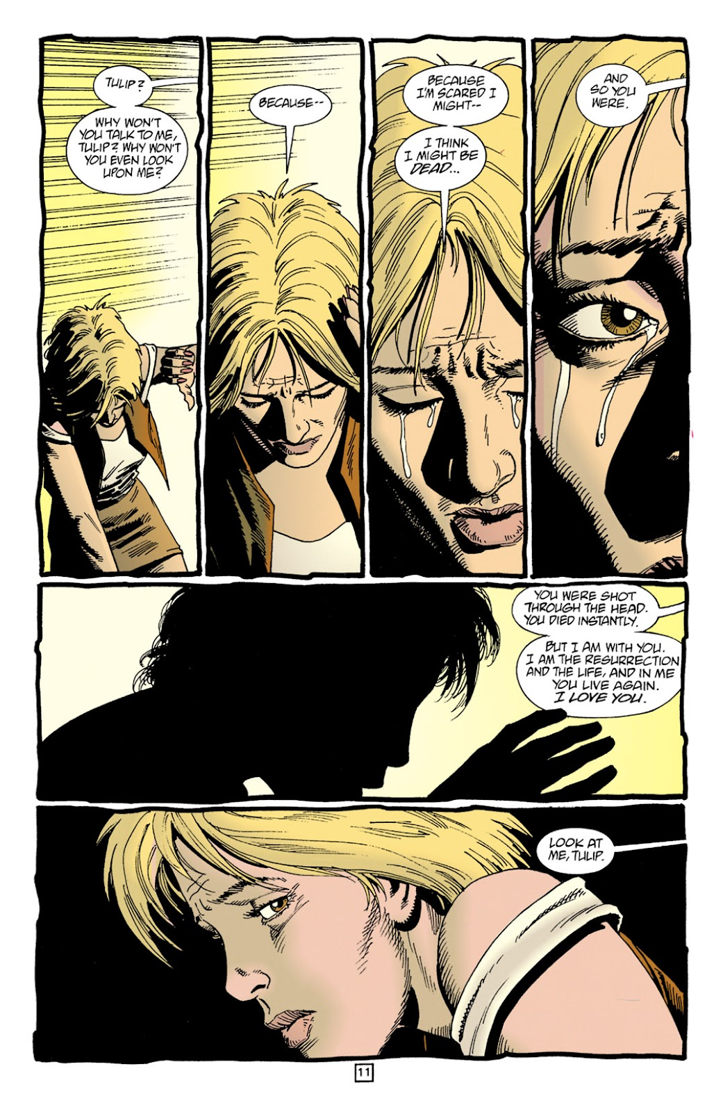 Preacher Issue #11 #20 - English 12