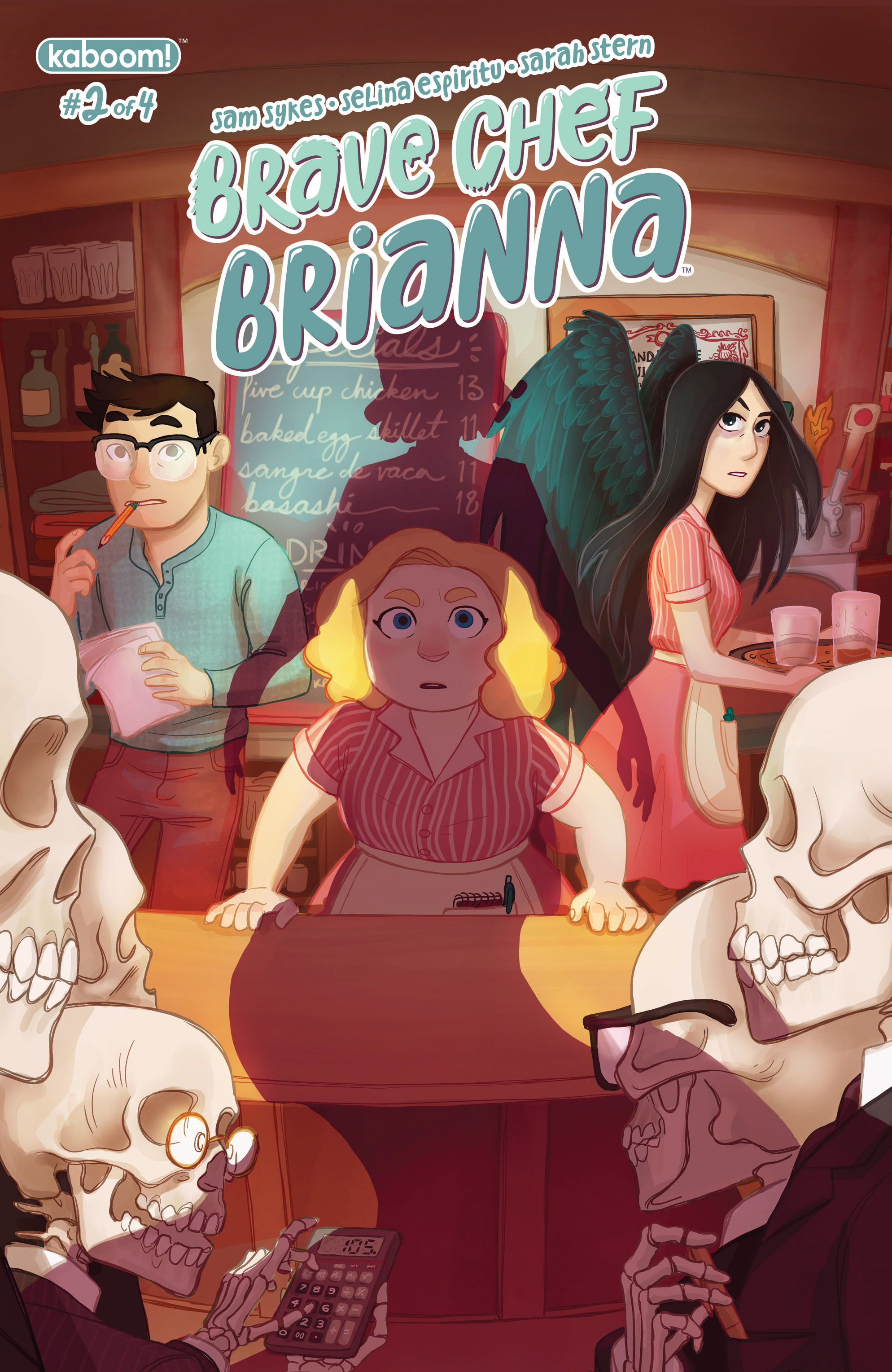 Read online Brave Chef Brianna comic -  Issue #2 - 1