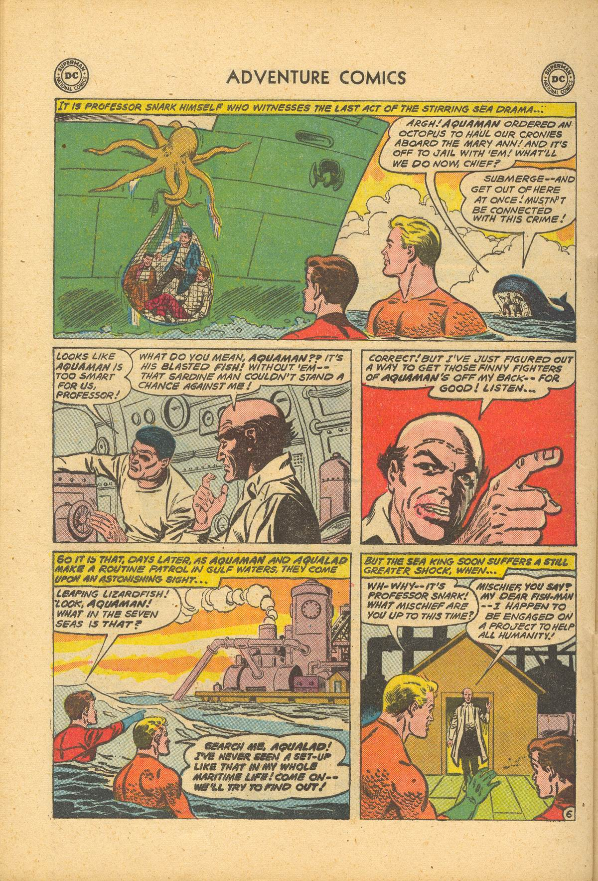 Read online Adventure Comics (1938) comic -  Issue #284 - 24