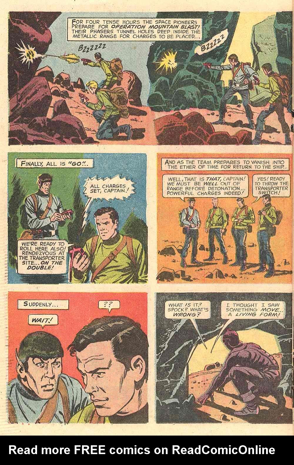Star Trek (1967) Issue #6 #6 - English 19