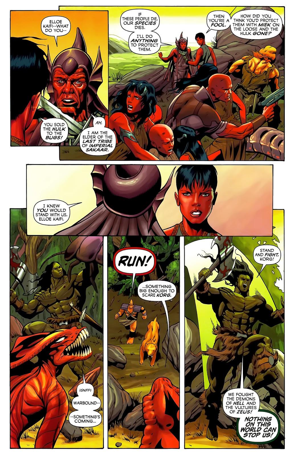 Incredible Hulks (2010) Issue #625 #15 - English 6
